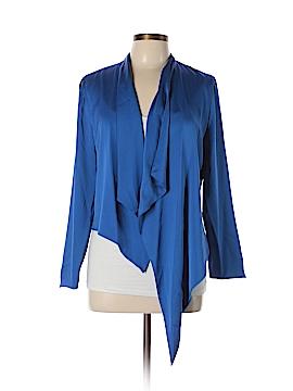Elie Tahari Silk Blazer Size L