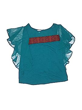 CC Short Sleeve Blouse Size M