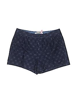 LC Lauren Conrad Khaki Shorts Size 10