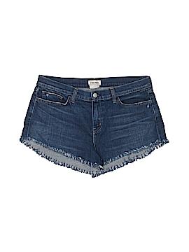 L'Agence Denim Shorts 29 Waist