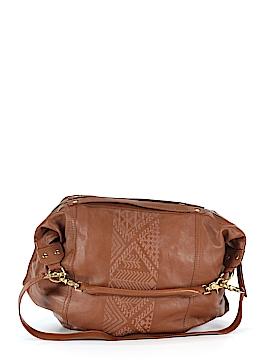 Cynthia Vincent Leather Shoulder Bag One Size