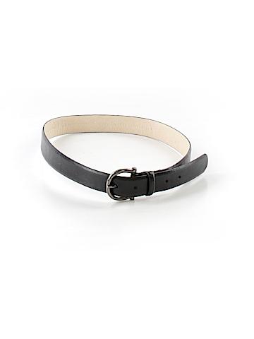 Ellen Tracy Leather Belt Size S