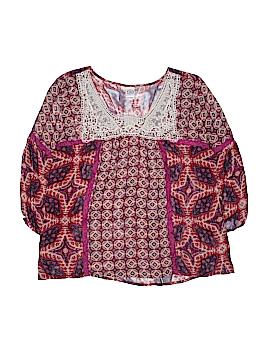 BILA 3/4 Sleeve Blouse Size L