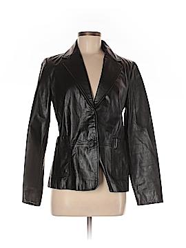 Gap Leather Jacket Size 8
