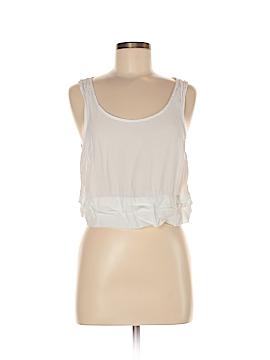 Topshop Sleeveless Blouse Size 6