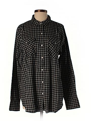 Swildens Long Sleeve Button-Down Shirt Size 3