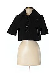Elle Women Wool Coat Size S