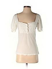 Rebecca Beeson Women Short Sleeve Top Size Med (2)