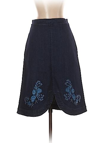 Stella McCartney Denim Skirt Size 4