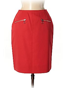 Saks Fifth Avenue Wool Skirt Size 6
