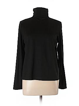 Linda Allard Ellen Tracy Silk Pullover Sweater Size 0X (Plus)