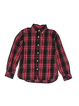 Kitestrings Long Sleeve Button-Down Shirt Size 12
