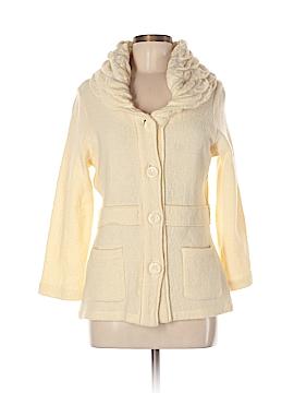 Zoe D. Wool Blazer Size M