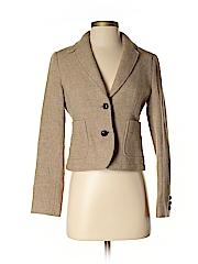 Banana Republic Women Wool Blazer Size 0