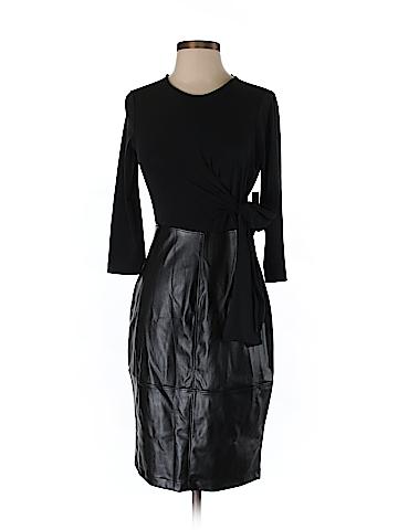 New York & Company Casual Dress Size S (Petite)