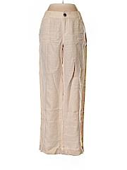 INC International Concepts Women Linen Pants Size 6 (Petite)