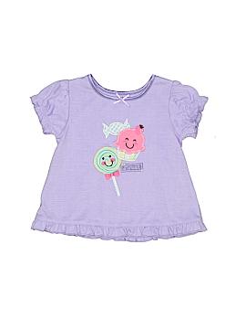 Little Me Short Sleeve Blouse Size 12 mo