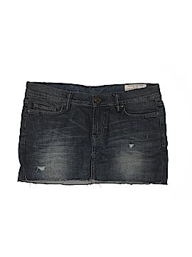 All Saints Denim Skirt Size 8