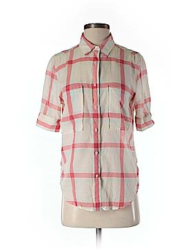 Levi's Short Sleeve Button-Down Shirt Size S