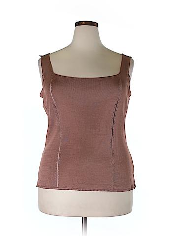 Emanuel by Emanuel Ungaro Pullover Sweater Size 2X (Plus)