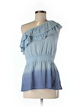 True Freedom Short Sleeve Blouse Size M