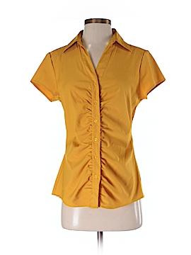 Como Short Sleeve Blouse Size S