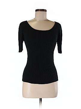 Laurel Short Sleeve Silk Top Size 38 (FR)