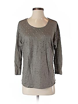 Gerard Darel 3/4 Sleeve Top Size Sm (2)