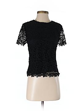 CATHERINE Catherine Malandrino Short Sleeve Blouse Size XS