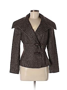 CH Carolina Herrera Wool Coat Size 8