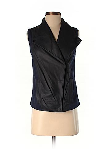 Vince. Leather Jacket Size XXS