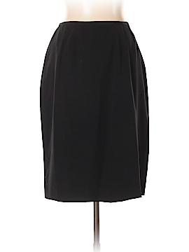 Jacqueline Ferrar Silk Skirt Size 12