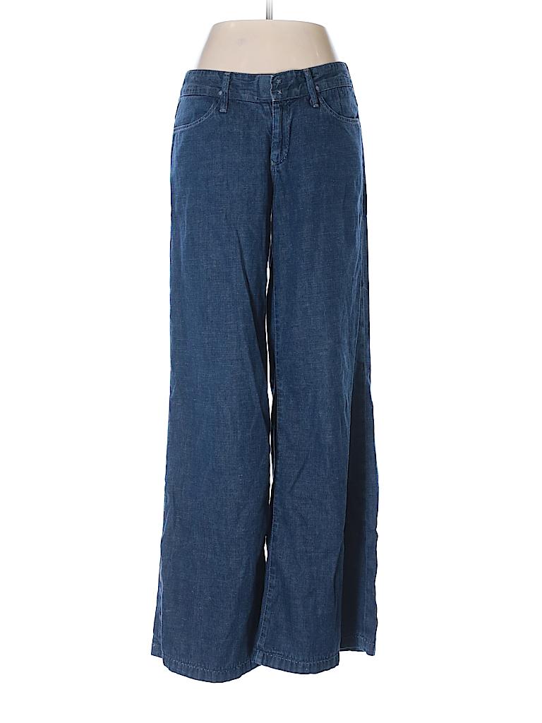 Gold Sign Women Jeans 28 Waist