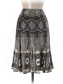 Roberto Cavalli Silk Skirt Size 44 (IT)