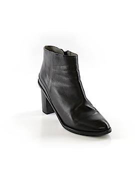 Jil Sander Navy Ankle Boots Size 40 (EU)