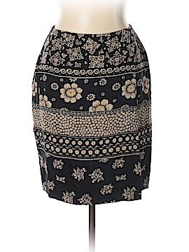 Morgan Taylor Silk Skirt Size 10