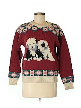Eddie Bauer Wool Pullover Sweater Size M (Petite)