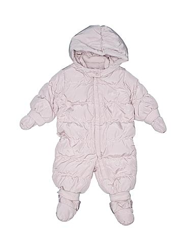 Baby Gap One Piece Snowsuit Size 0-6 mo
