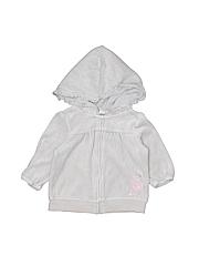 OshKosh B'gosh Girls Fleece Jacket Size 9 mo