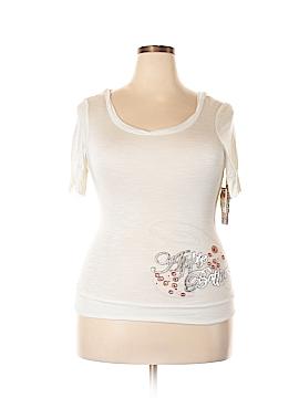 Apple Bottoms Short Sleeve T-Shirt Size XL