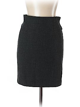 Blue Les Copains Wool Skirt Size 42 (EU)