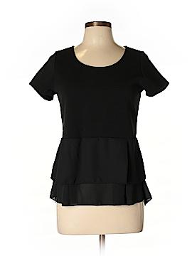 Barneys New York Short Sleeve Top Size M