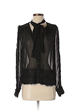Mcginn Long Sleeve Blouse Size 2