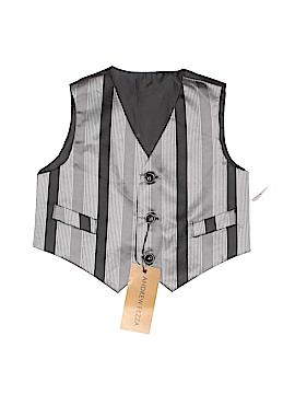 Andrew Fezza Tuxedo Vest Size 24 mo