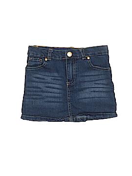 Little Maven Denim Skirt Size 5