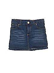 Little Maven Girls Denim Skirt Size 5