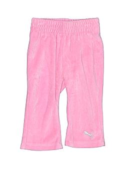 Puma Velour Pants Size 6-9 mo