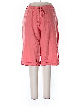 Garnet Hill Linen Pants Size 18 (Plus)