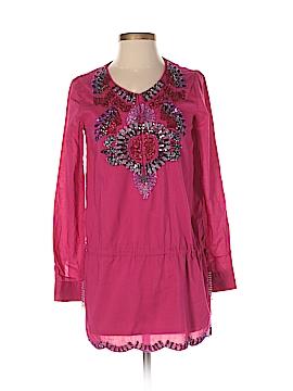 Antik Batik Long Sleeve Blouse Size XS