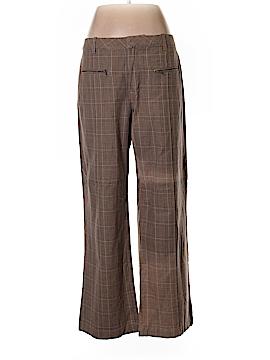 French Cuff Dress Pants Size 12